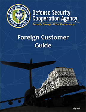 Foreign Customer Guide Cover