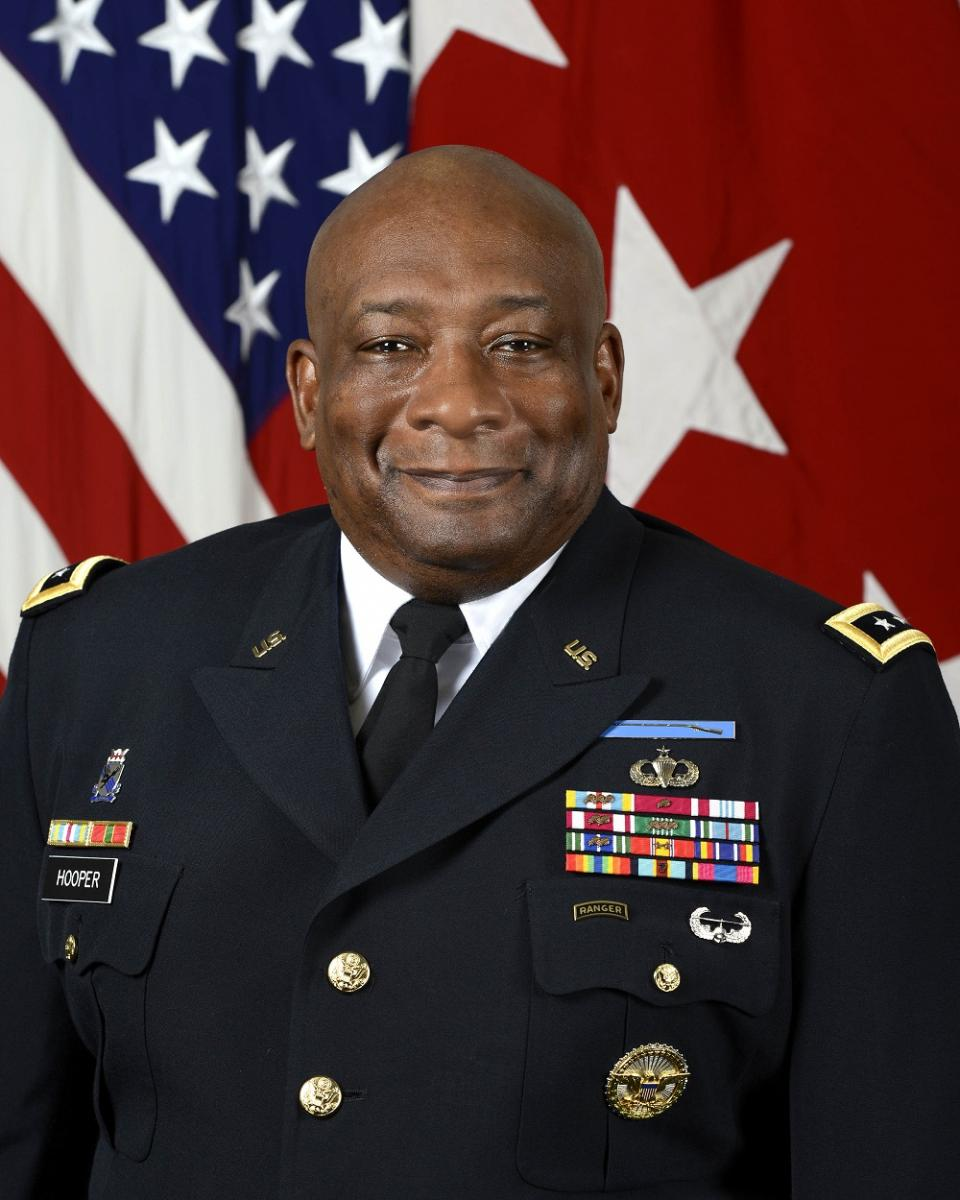 Lieutenant General Charles Hooper
