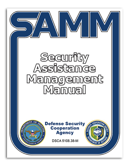 Security Assistance Management Manual Cover