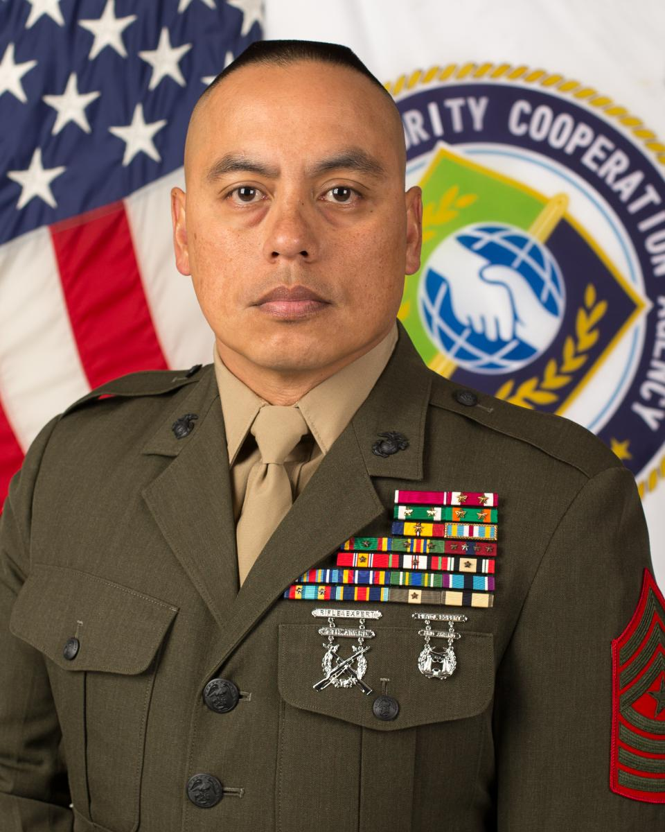 Sergeant Major Vincent C. Santiago