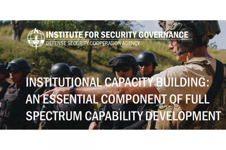 """Smart Sheets"" on Institutional Capacity Building (ICB)"